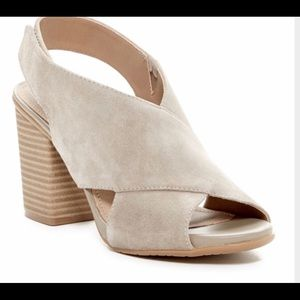 Kenneth cole reaction fridah bootie sandals 8